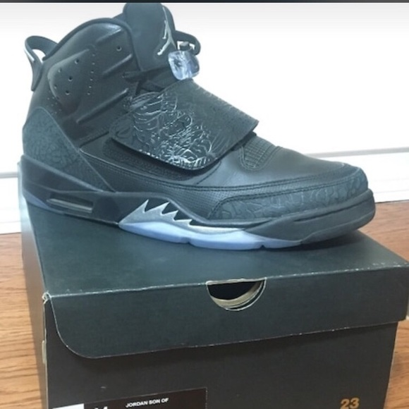 Jordan Shoes   Jordan Son Of Mars Black